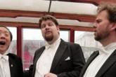3 kongelige tenorer julekoncert