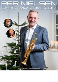 Per Nielsen juleplakat 2017