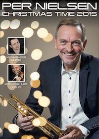 Per Nielsen Julekoncert Plakat 2016
